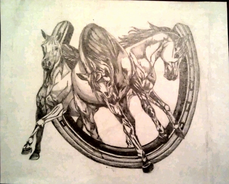 I drawing I did for my tattoo (Vicki Lind from Alberta Canada)
