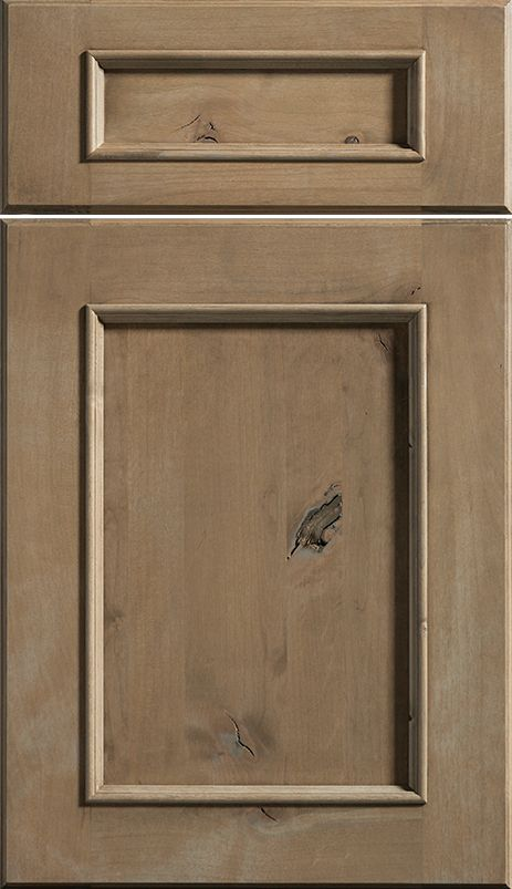 Dura Supreme Cabinetry shown with the Marley cabinet door style with Shown in Alder, Cashew A•C•H•L•M•O•P