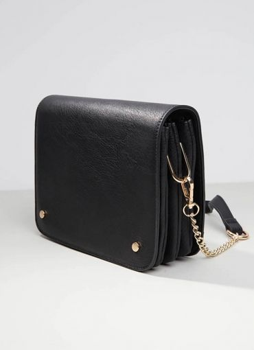 Jem Bag - Black [Follow us: @Peppermayo for more cuteness and daily fashion inspo.]