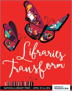 Celebrate National Library Week | Conferences & Events