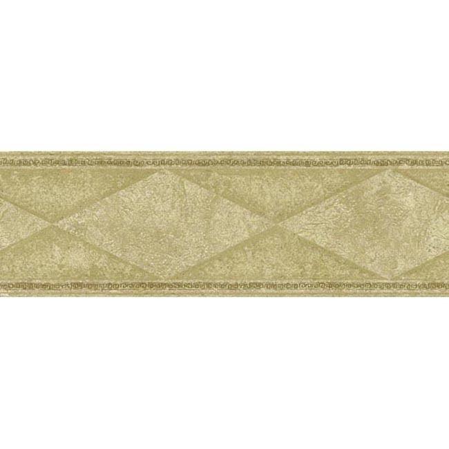 Brewster Diamond Wallpaper Border