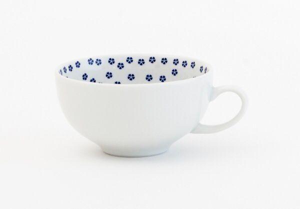Dita P., vysivany porcelán- len