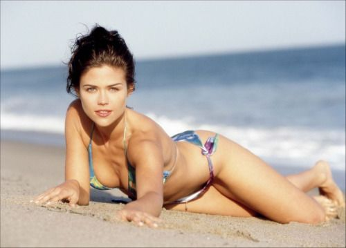 BEFORE ADRIANA LIMA by bubbalove  Before a TAAZ Virtual Makeover