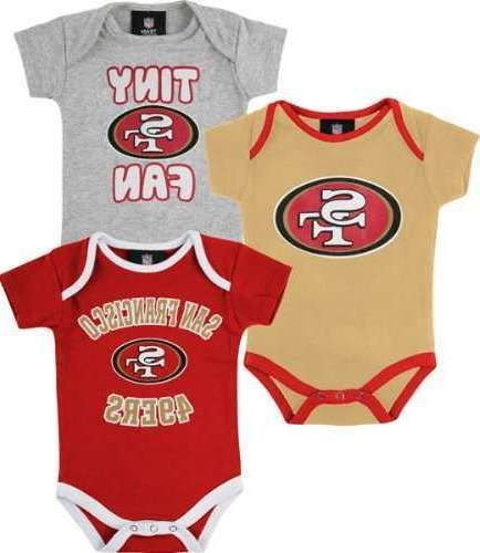 nice Infant San Francisco 49ers Apparel
