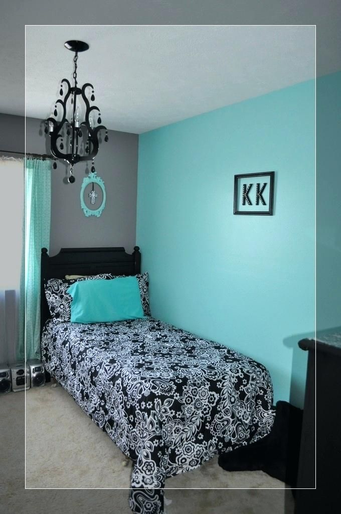 35 Awesome Accent Wall Ideas To Upgrade Your Space Turquoise