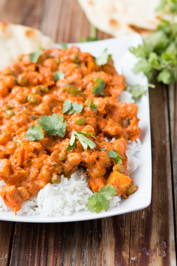 Vegetarian Tikka Masala. The BEST recipe I've found. ohsweetbasil.com