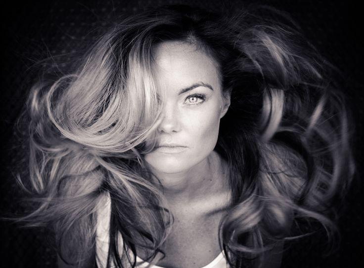 Hår og make up: Linn Eggen  Foto: Nina Djærff