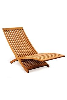 Deck Chair Easy Teca