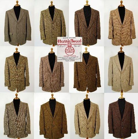 204 best Harris Tweed Jackets for Men images on Pinterest | Harris ...