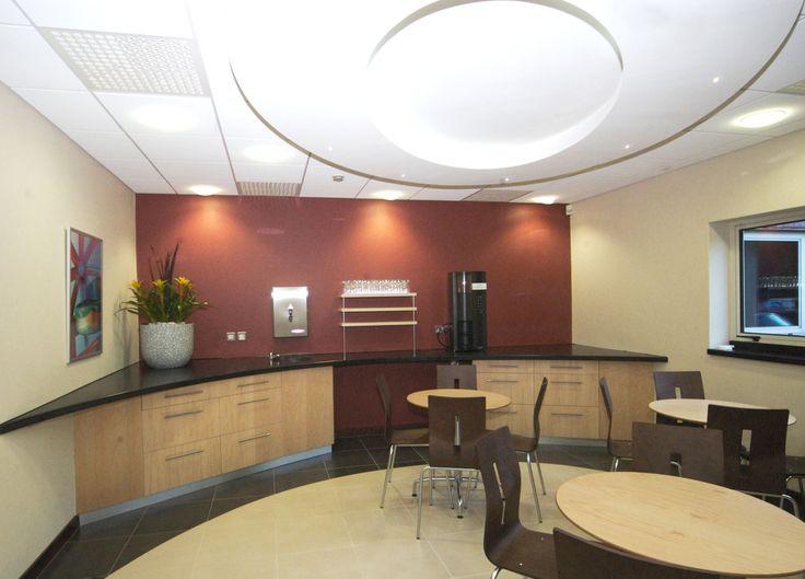 Coda Harrogate staff facilities