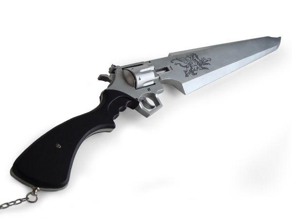 "GUN BLADE ""Revolver"" - Beretta m34 Custom Grips http://www.rgrips.com/en/beretta-1934-1935-grips/21-beretta-19341935-grips.html"