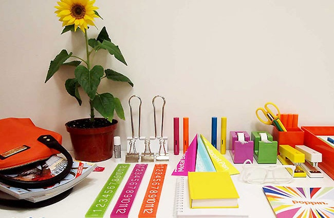 POPPIN: A UNIQUE DESK ACCESSORIES STORE