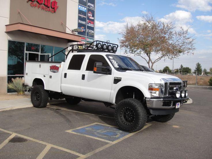 Ford Super Duty Offroad Chase Trucks Trucks Pickup