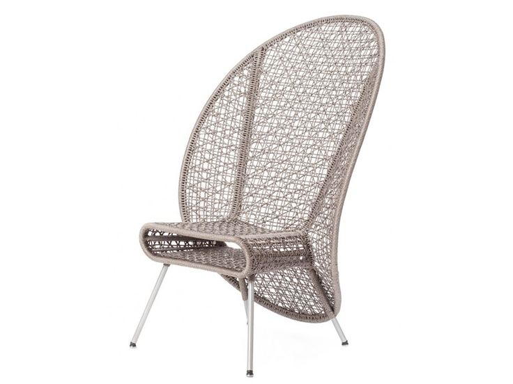 81 best sedute in midolli o, bamboo, rattan images on Pinterest - amalia lounge sessel ergonomische form attraktiv design
