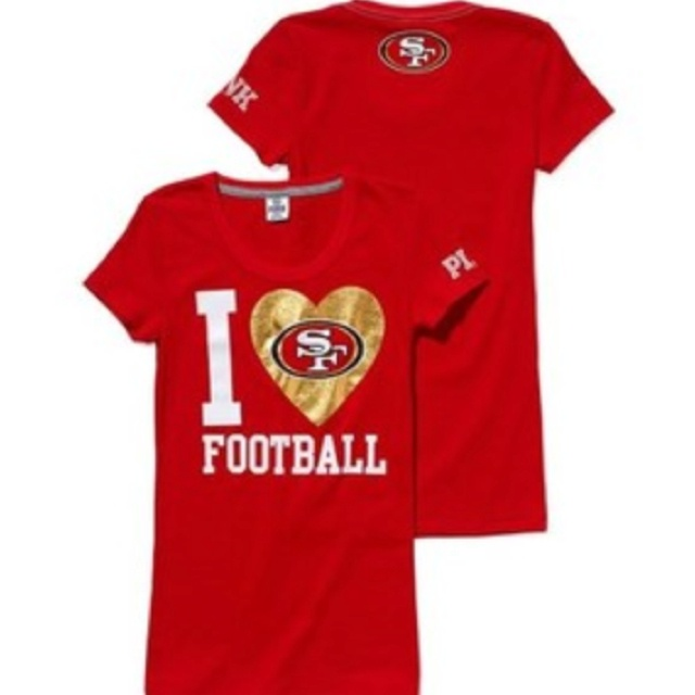 ... San Francisco 49ERs PINK line VS best NFL gear for us women stylish and  great fit Nike ... 0efbc502b
