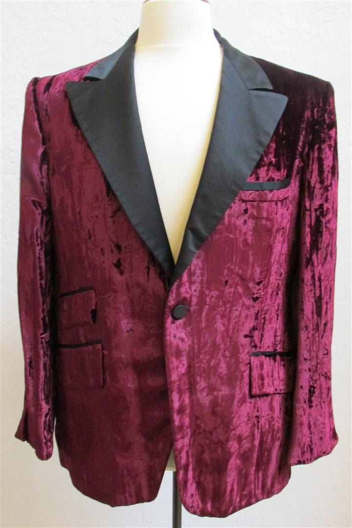 First Nighter Tuxedo Jacket/ c. 1970s/ Men's Vintage Formal Wear/ Black Wool Dinner Jacket LQZ2P1q