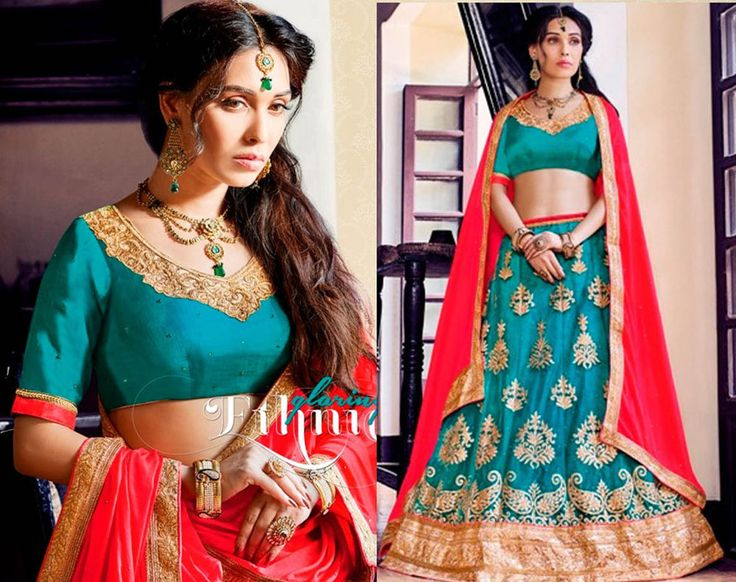 Lehenga Choli Set Freeshipping Bollywood Indian Pakistani Wedding Dress Dupatta #Shoppingover #LehengaCholi