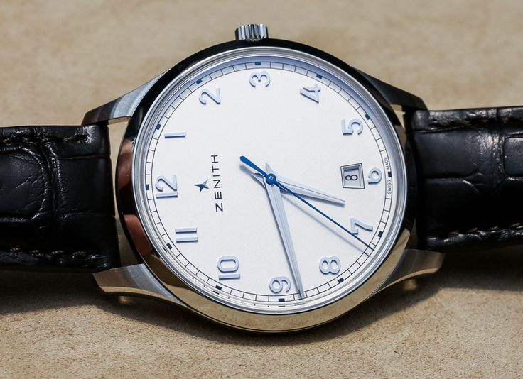 Zenith Captain Central Second Boutique Edition Hands-On: A Great Simple Watch