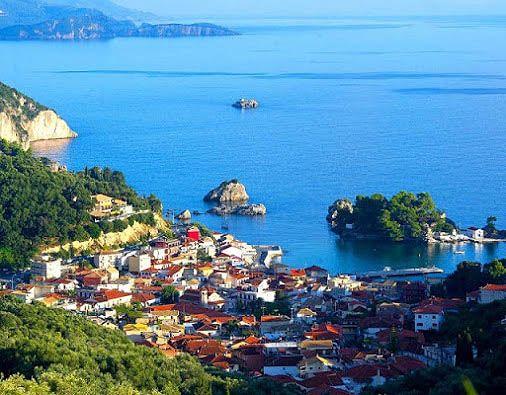 Parga Epirus Hellas