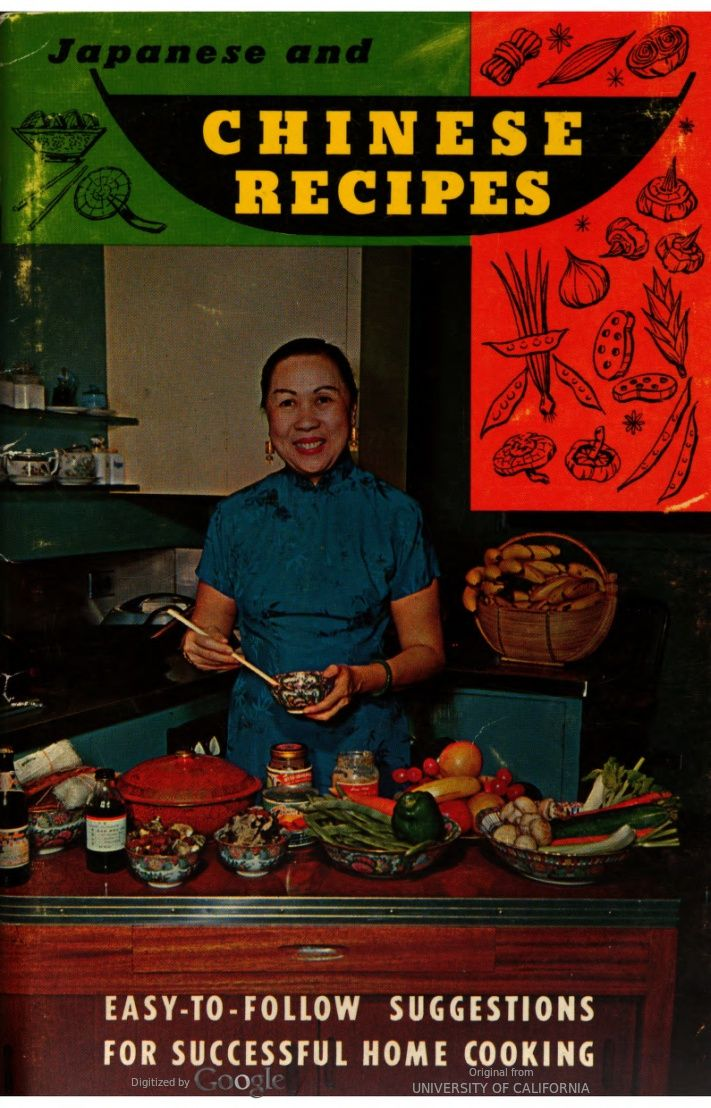 Japanese and chinese recipes