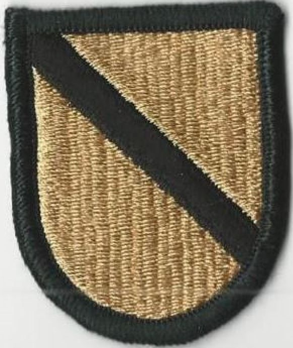 US ARMY FLASH - 623RD QUARTERMASTER COMPANY