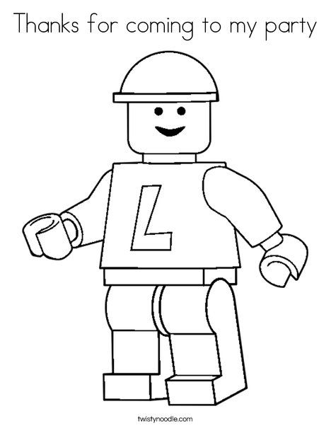 681 best images about Lego party on Pinterest | Lego ...