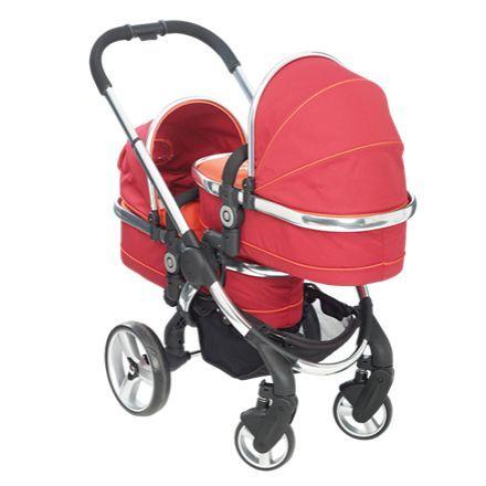 ICandy Peach Twin Stroller #pram #pramdeal #baby #sale #bargain #tinitrader