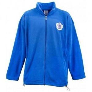 Queens Park Rangers Fleece Jacket for Men: Queens Park Rangers Fleece Jacket for Men Mens Size Medium Full zip fleece… #WrekinSportswear