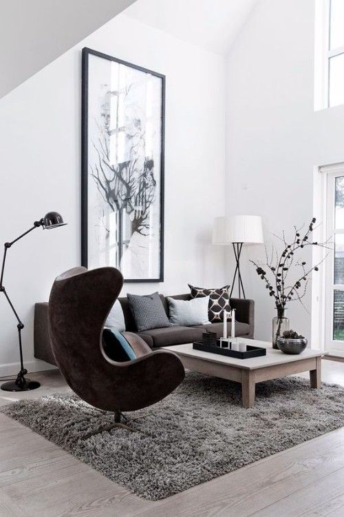 Erstaunliche Moderne Sessel Ideen Für Den Herbst. Wohnzimmer GestaltenWohnzimmer  DesignsWohnideen ...