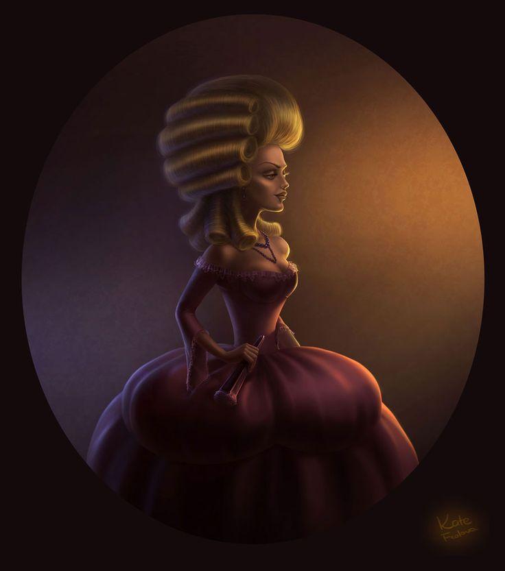 Duchess by Ekaterina-Frolova