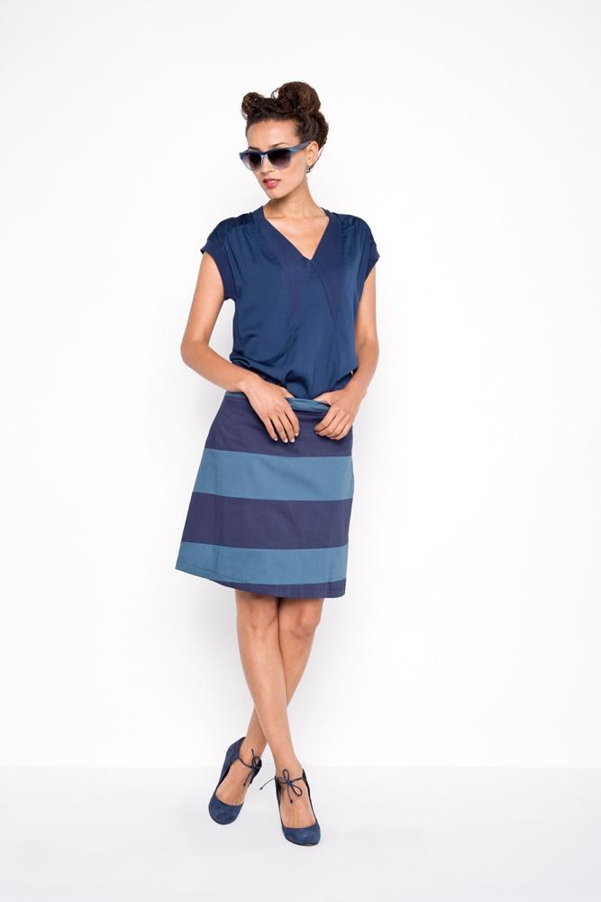 SKUNKFUNK  skirt: Luz NCXMX  ·  shirt: Pagondoa RZXMX