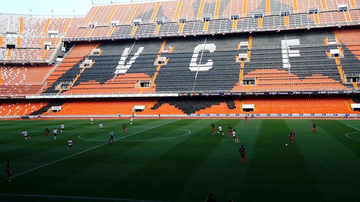 @Valencia Mestalla #9ine