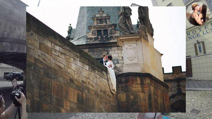 Как фотографировать свадьбу. Выпуск №2 Прага