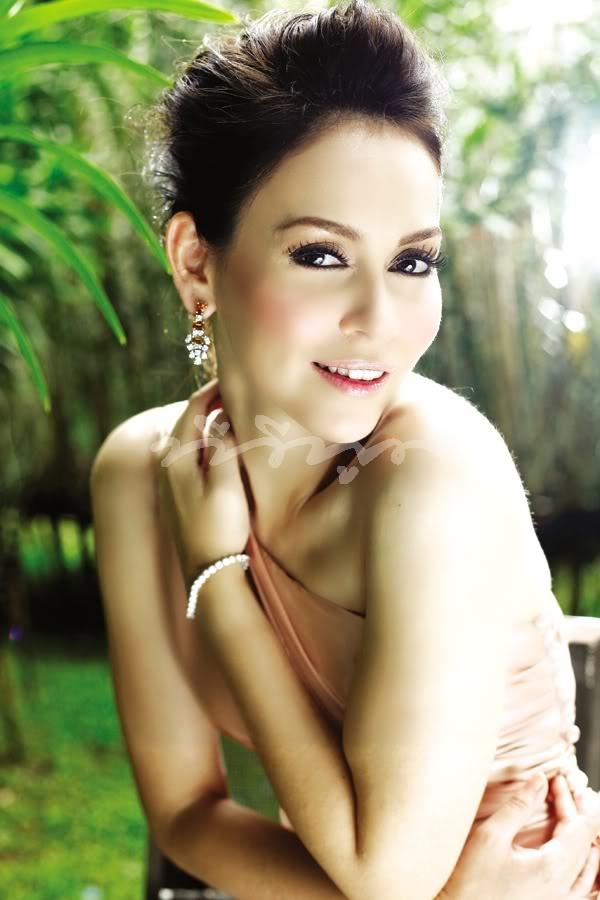 p'Nat Myria (Thai/actress singer)