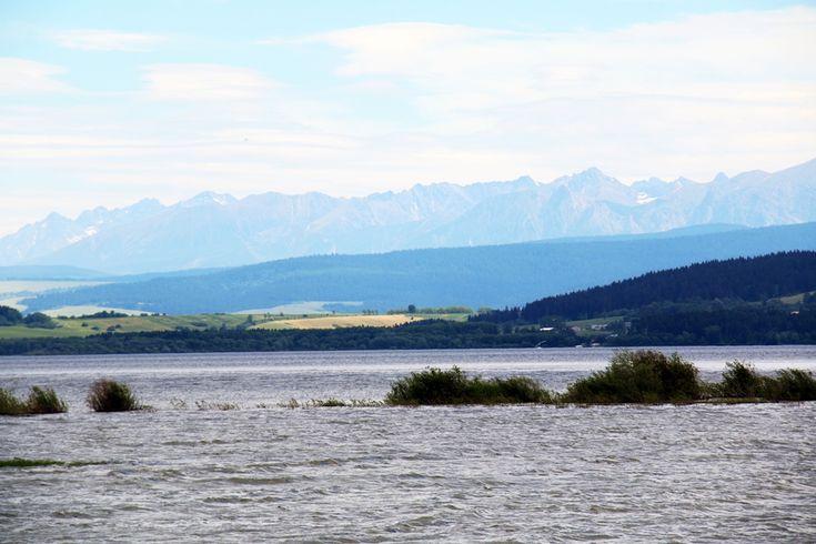 Orávská priehrada - Reservoir