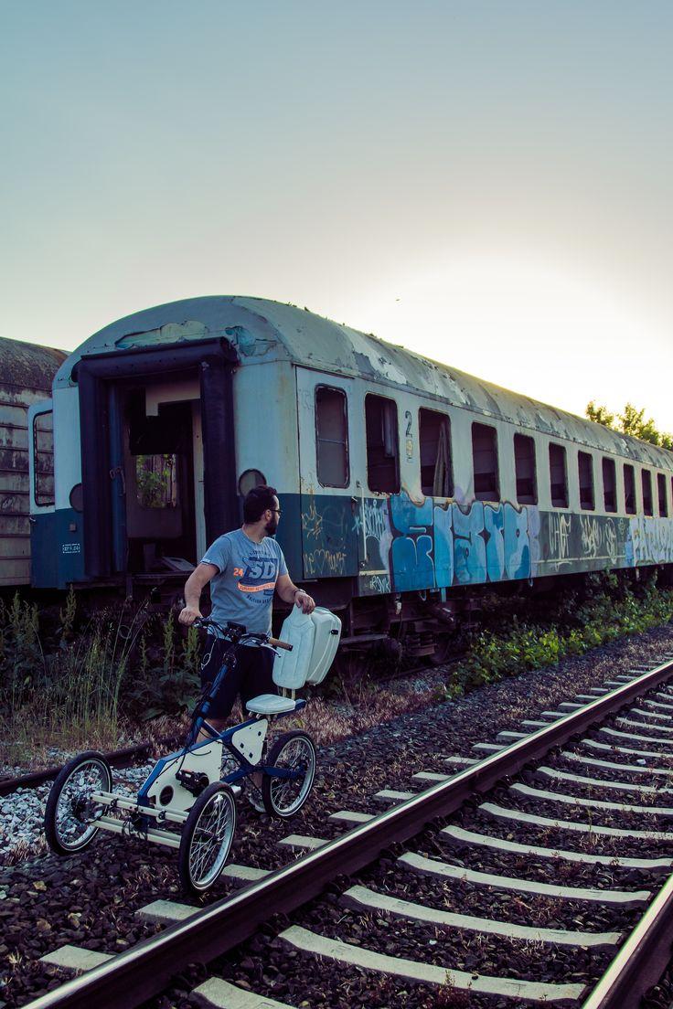 Elektronio, το οικολογικό ποδήλατο που αλλάζει τον τρόπο των αστικών μετακινήσεων | Mancode.gr