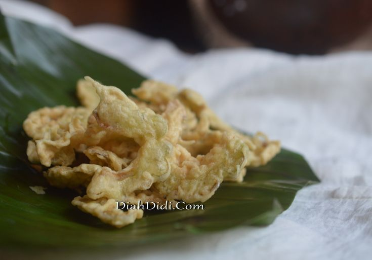 Diah Didi's Kitchen: Keripik Pare