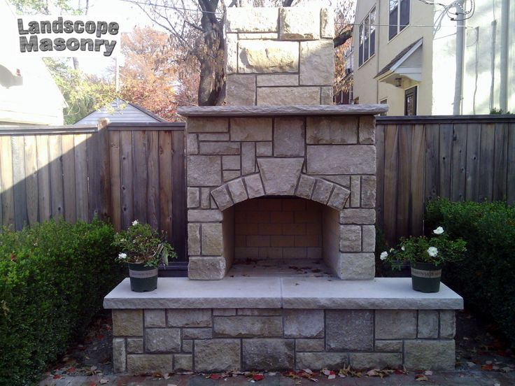 Outdoor Stone Fireplace for Sale | Outdoor Fireplaces - 7 Best Images About Patio On Pinterest Outdoor Fireplace Plans