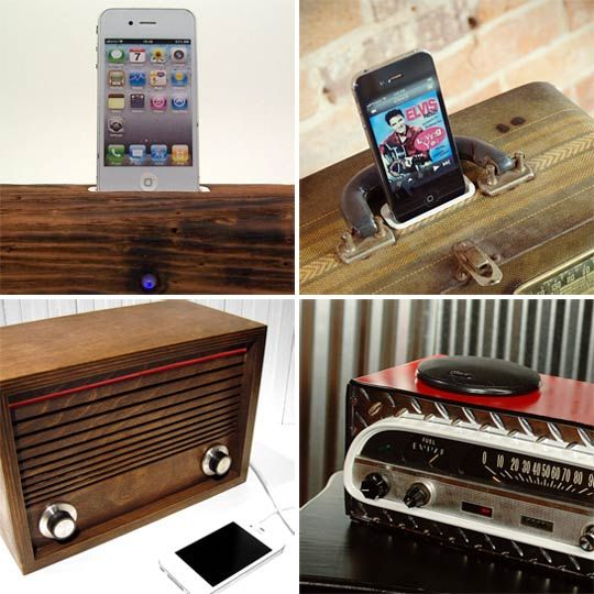Best of Etsy: Handcrafted Powered Speakers