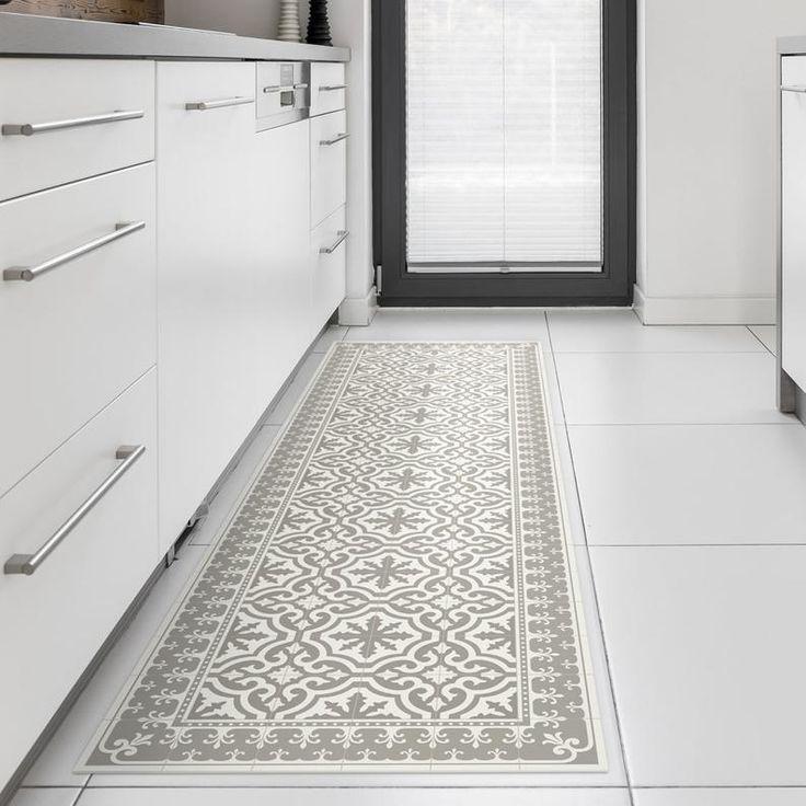 Vinyl Tiles Floor Mat Choose Your Mat Color Linoleum Rug Etsy In 2020 Vinyl Tile Flooring Vinyl Floor Mat Kitchen Mats Floor