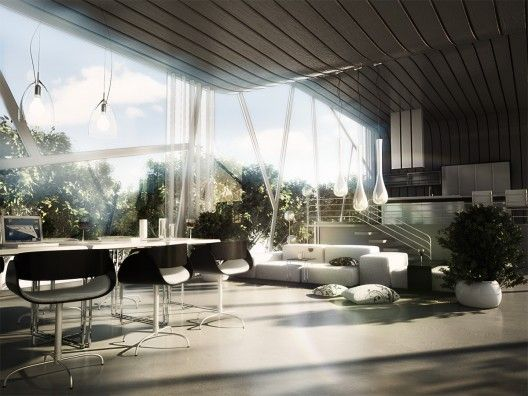 Making Of Asgvis Vray For Sketchup Winning Render 3d Architectural Visualization Rendering