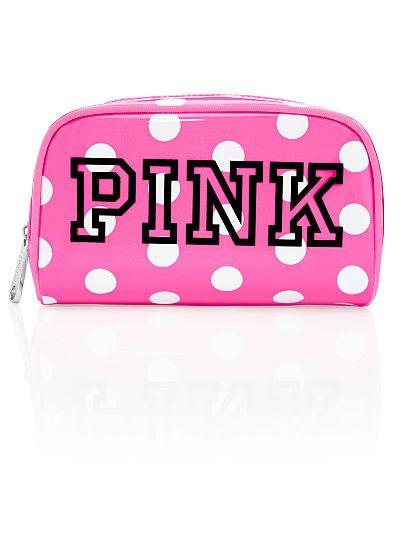 Small Makeup Bag PINK