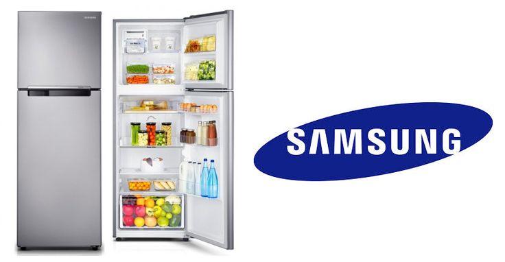 SAMSUNG Frigo RT32FARADSA -- 499 € 171x60 INOX A+ Motor Digital Inverter (10 años de garantia) http://www.materialdirecto.es/es/frigorificos-dos-puertas/65778-samsung-frigo-rt32faradsa.html