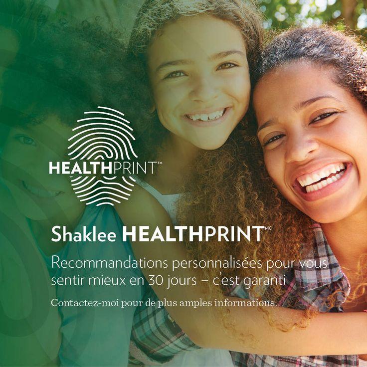 HealthPrint Questionnaire