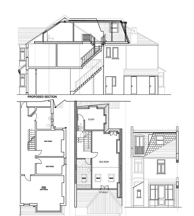 79 Best Images About Loft Conversion Inspiration On