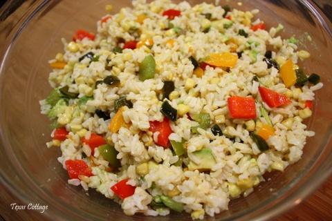 Confetti Rice | Yummy Nom Noms | Pinterest