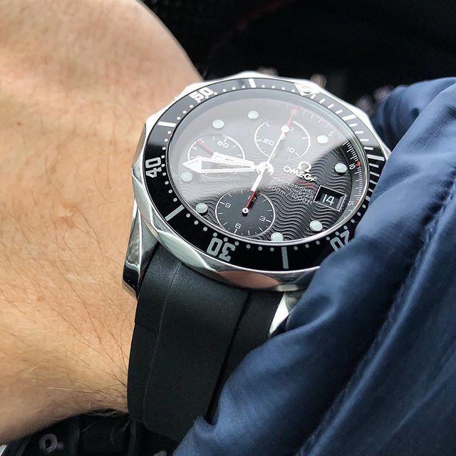 omega seamaster explorer 300m chronograph