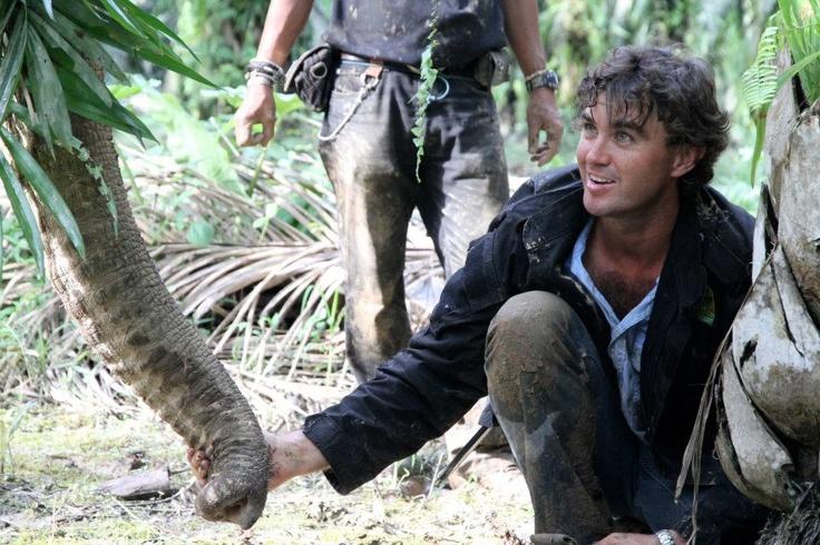 The manliest, hottest Australian ever, Matt Wright... **faint**