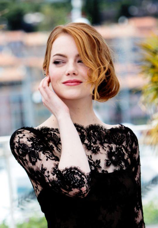 Emma Stone ;D She is my spirit animal