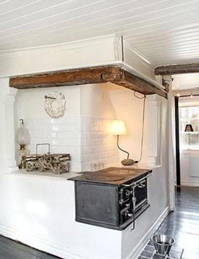 Name: Henrick Location: Orust, Sweden I have a cottage on the island Orust in Sweden. Built about 1760, and restored in 2004. The style is New England, with the base in black, white, glass and stainless steel. It's about 90 square meters and a garden of 2,000 square meters, next to the sea. The fine line to preserve the old and adding new things is quite hard. So its not a typical Swedish cottage.